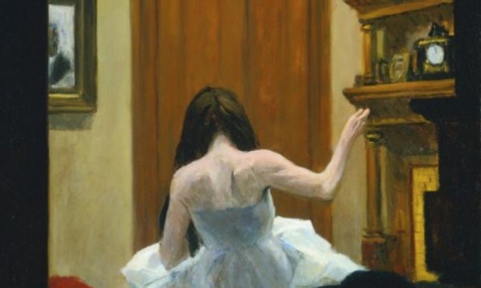 New York Interior, de Edward Hopper