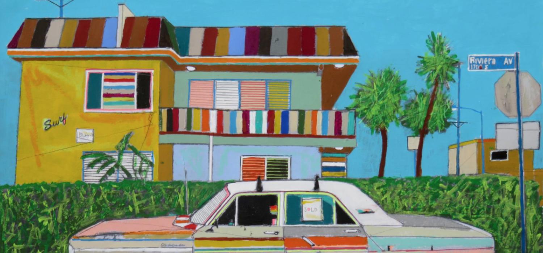 Rusty cool car in Venice Beach, de Fabio Coruzzi