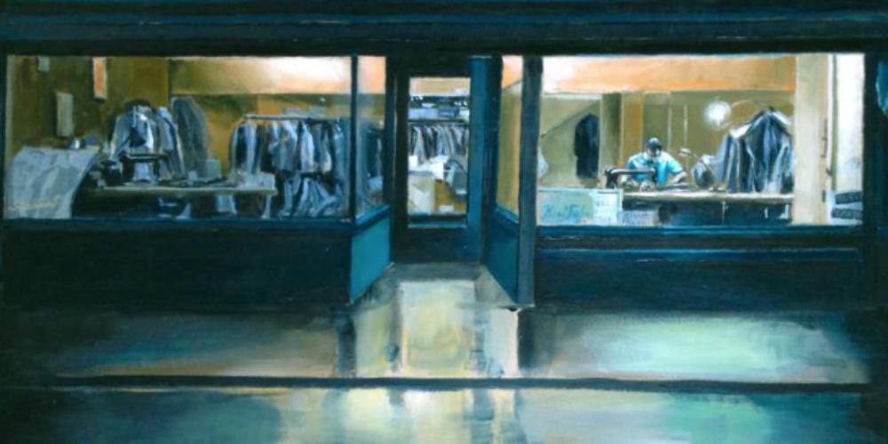 The Tailor, de Pascal Fessler