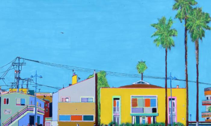 Looking back to Venice Beach, de Fabio Coruzzi