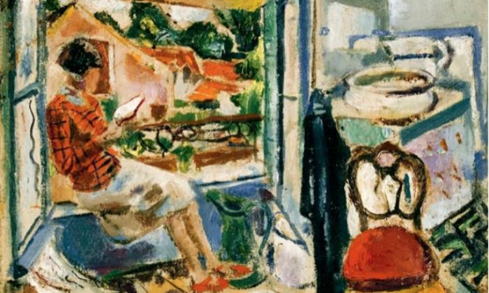 Sin título, de François Desnoyer
