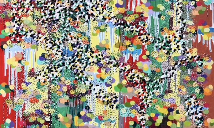 Happy Painting, de Robert Dunt