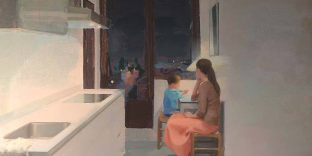 Madre e Hijo, de Alejandra Caballero