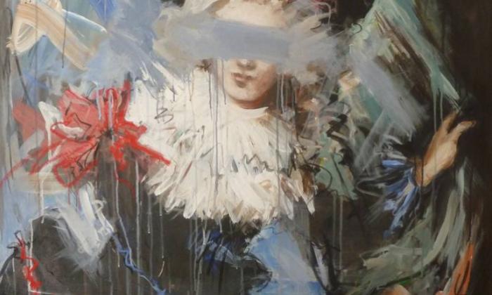 Perregaux, de Mandy Racine