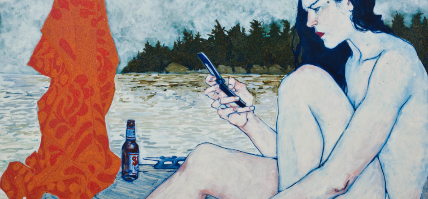 The Trouble with Paradise, de Hope Gangloff