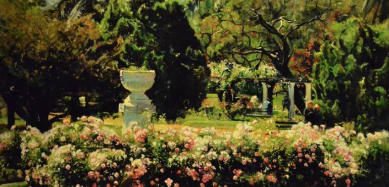 In the Rose's Garden, de Marco Ortolan