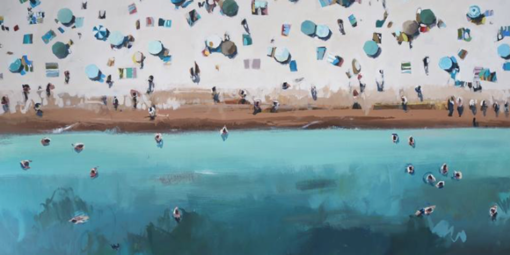 Montauk Summer, de Nina Brooke