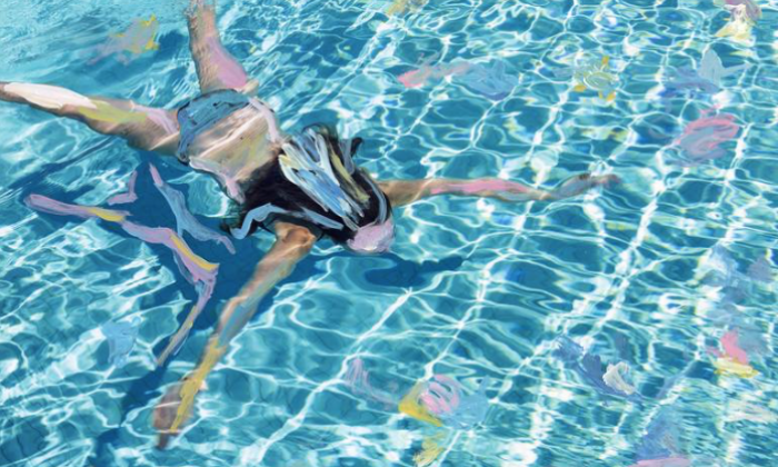 Feels like Summer, de Madeleine Gross