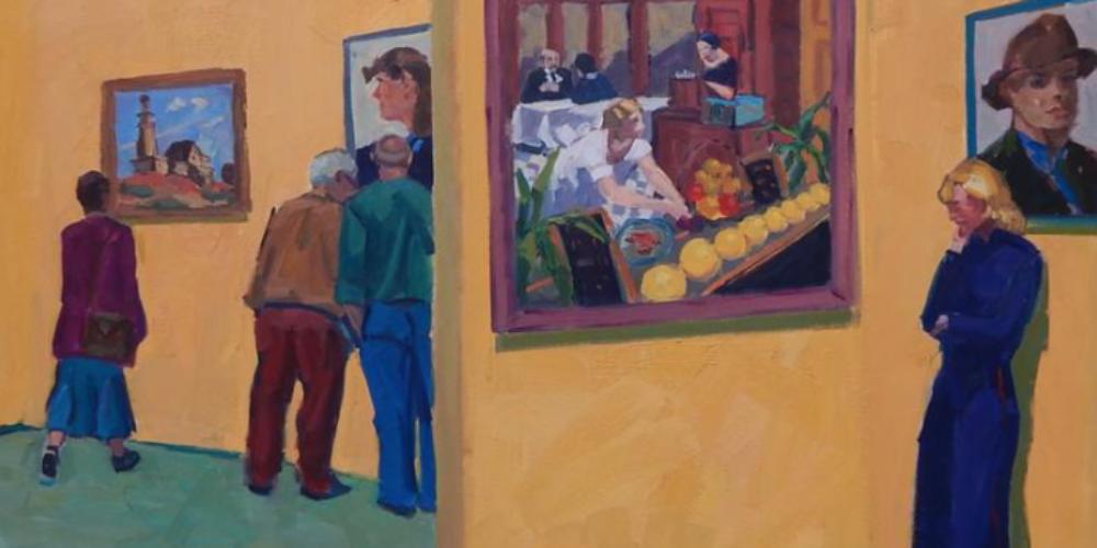 Homage to Hoper, de Philip Levine