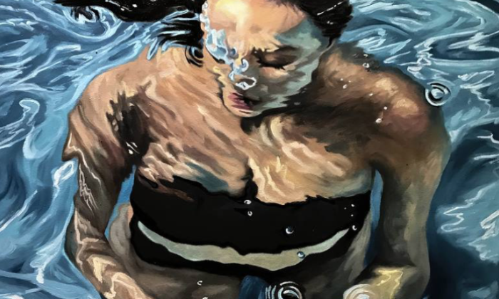 Submerged II, de amanda Cameron