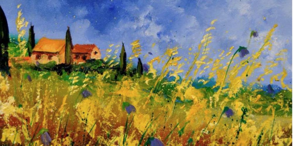 Summer in Tuscany, de Pol Ledent