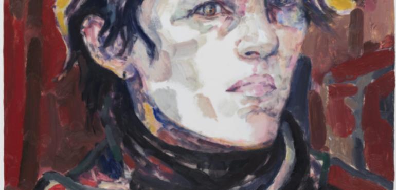 Portrait at the Opera, de Elizabeth Peyton