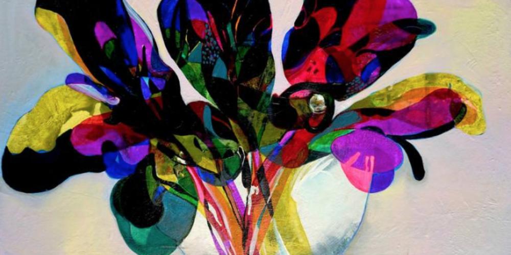 Flower K, Victor Tkachenko