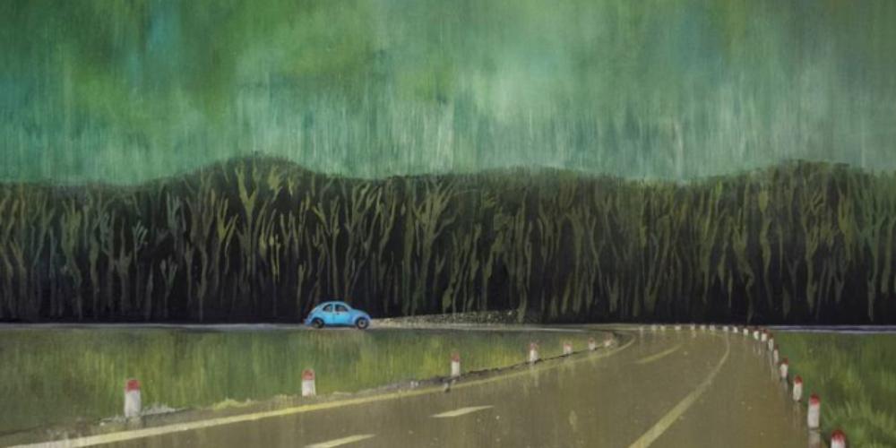 Trip, de Oksana Reznik