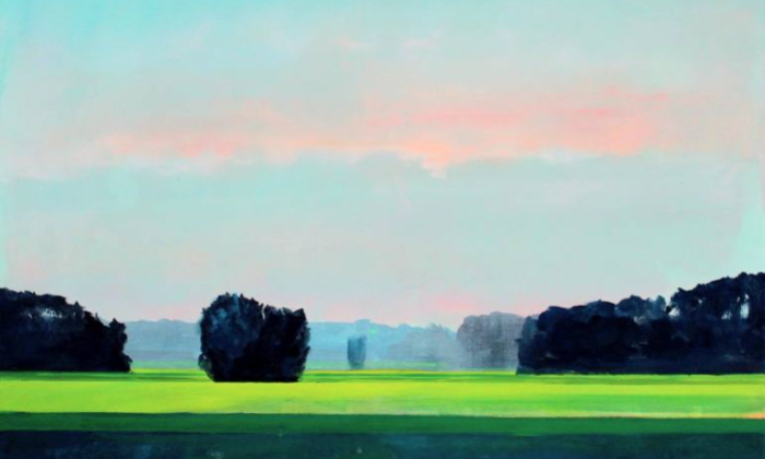 Calm before sunset, de Kai Hoge