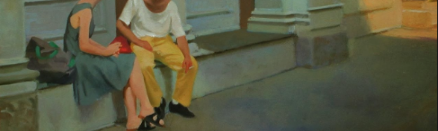 The Artist, de Nigel Van Wieck