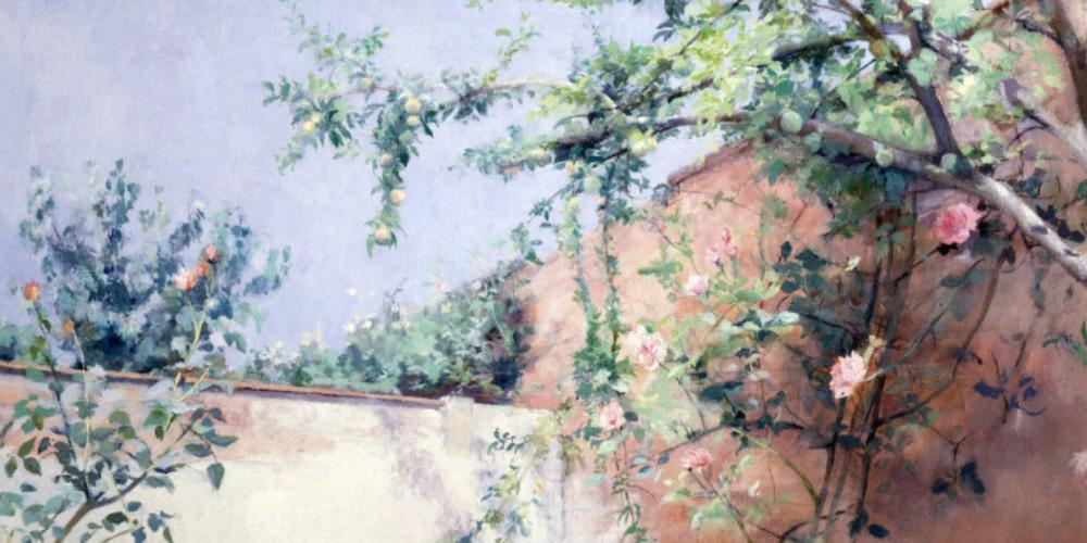 Jardín, de María Moreno