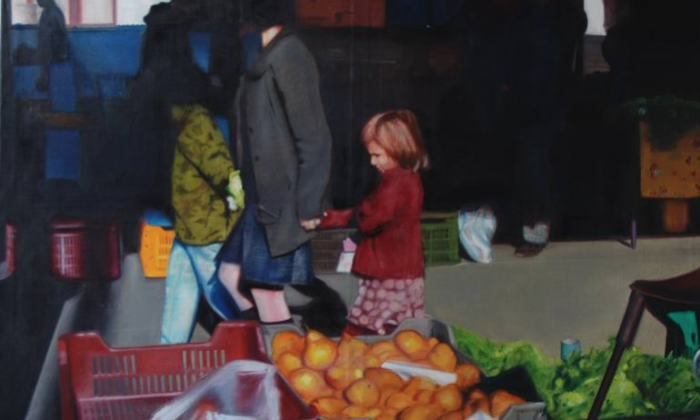 Market place, de Daniel Laszlo