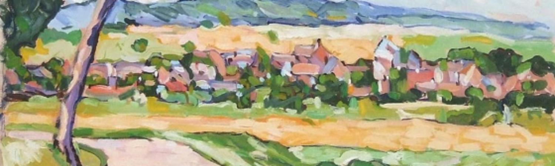 Route Campagnarde, de Patrick Marie