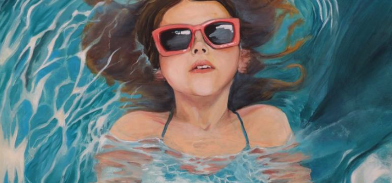 Portée par les eaux, de Maude Ovize