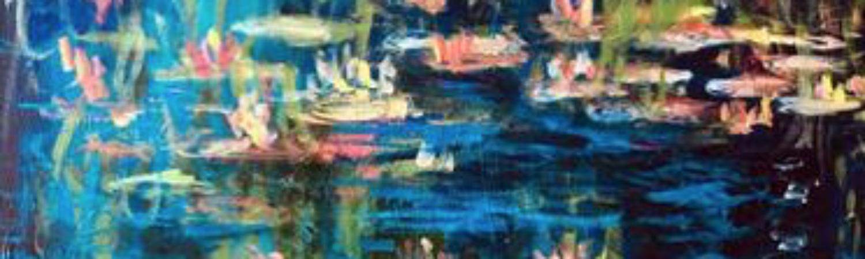 Liles in Blue, de Shabs Beigh