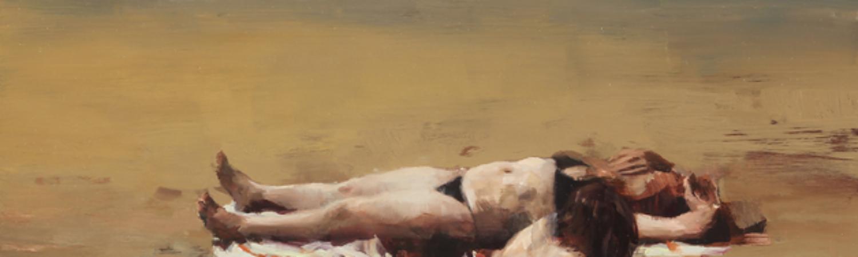 Sunbathers, de Kim Cogan