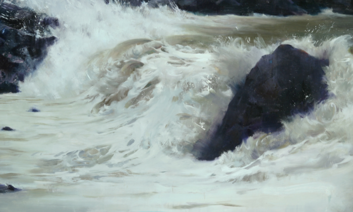 Wave no 14, de Kim Cogan