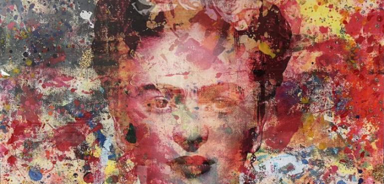 Frida Kahlo, de Karin Vermeer