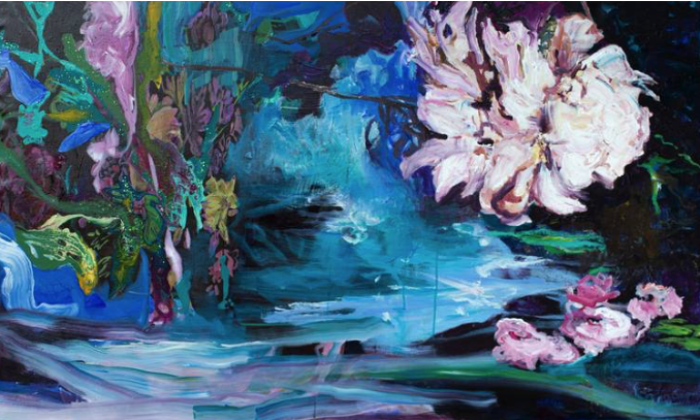 Subliminal world, de Julia Hacker