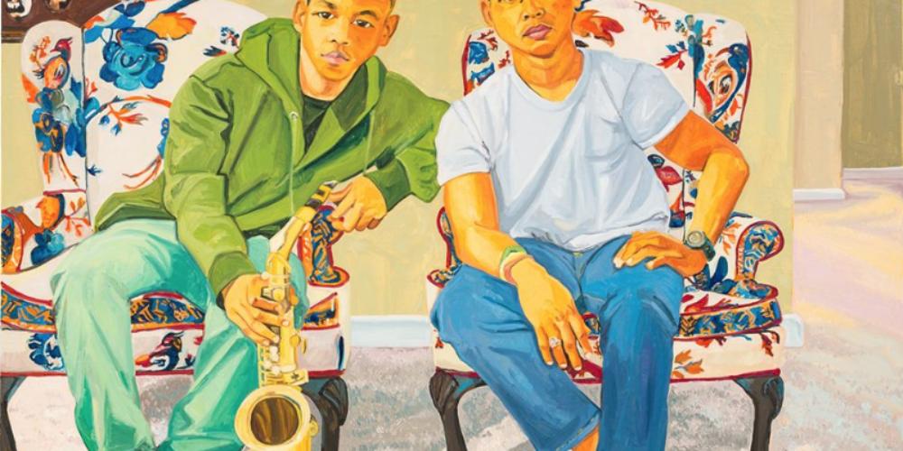 Crocket Brothers, de Jordan Casteel
